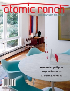 Atomic Ranch Cover