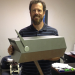 modbox mid-century modern mailbox fabrication