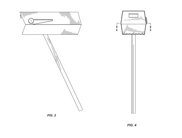 modbox design patent midcentury modern mailbox