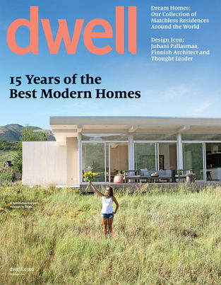 dwell October Issue Cover