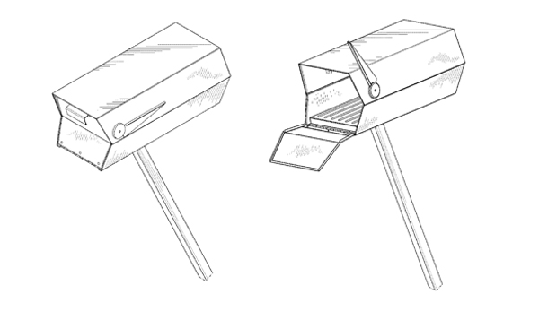 modbox Design Patent Issued