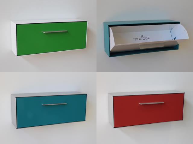 Modbox Wall Mounted Design Kickstarter Soon Mid